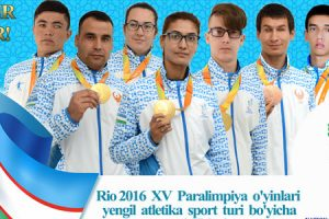 paraolympic